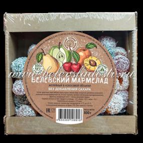 Белевский-мармелад-желейный--в-кокосовой-обсыпке---без-сахара-800гр