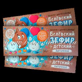 Белевский-зефир-Детский-диетический---без-сахара-140гр