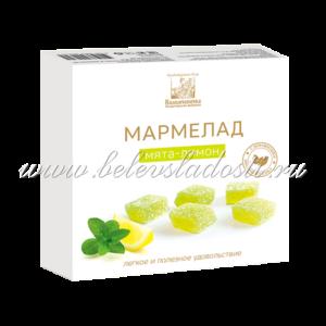 Мармелад мята-лимон - Коломчаночка