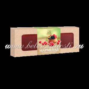 Мармелад пластовый малина-ежевика 320гр - Коломчаночка