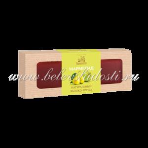 Мармелад пластовый яблоко-груша 320гр - Коломчаночка