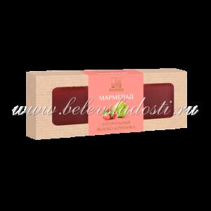 Мармелад пластовый-яблоко-клубника 320гр - Коломчаночка