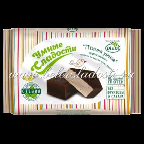 Умные сладости - суфле нежное со вкусом крем-брюле «Птичка Умная» - 215 гр