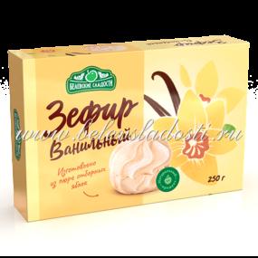 Ванильный зефир - Белевские сладости